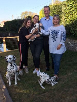 Abilene mit Sophie, Anna, Vesna und Bob