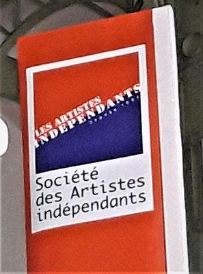 Logo du Stand au Grand Palais