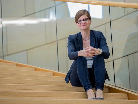 Sarah Philipp, SPD Abgeordnete im Landtag von Nordrhein-Westfalen