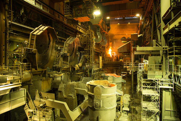 Thyssen Krupp Steel