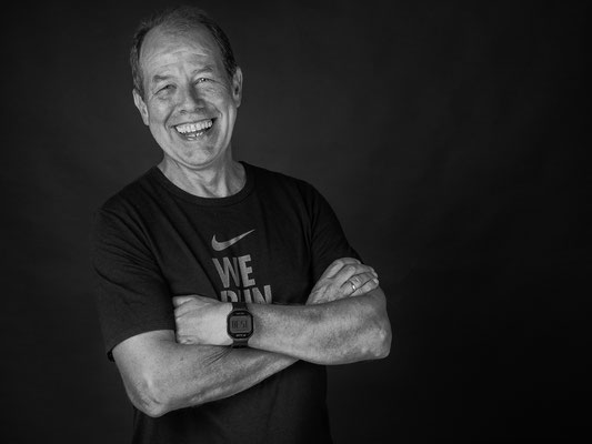 Jörg Bunert, Laufsportexperte aus Duisburg