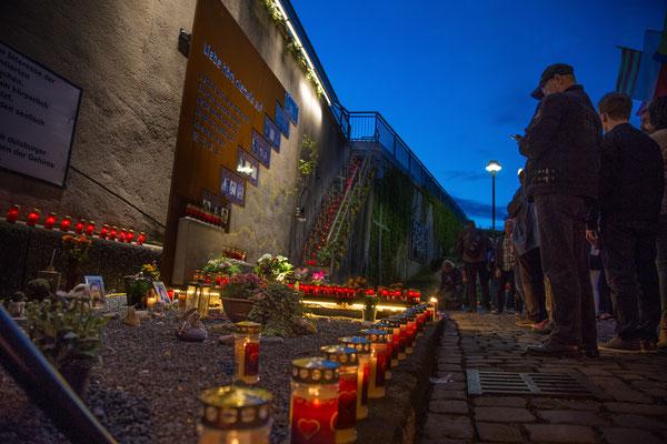 Nacht der 1000 Lichter, Loveparade