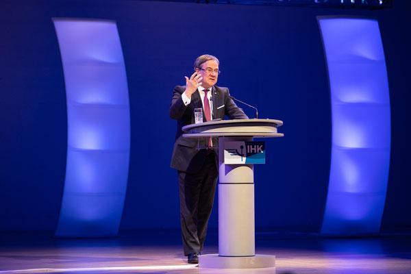 Armin Laschet, Ministerpräsident des Landes Nordrhein-Westfalen