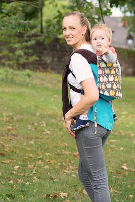 Huckepack Podaegi Rückentrage