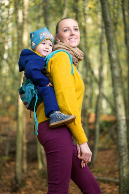 Huckepack Onbuhimo - Toddler Trage