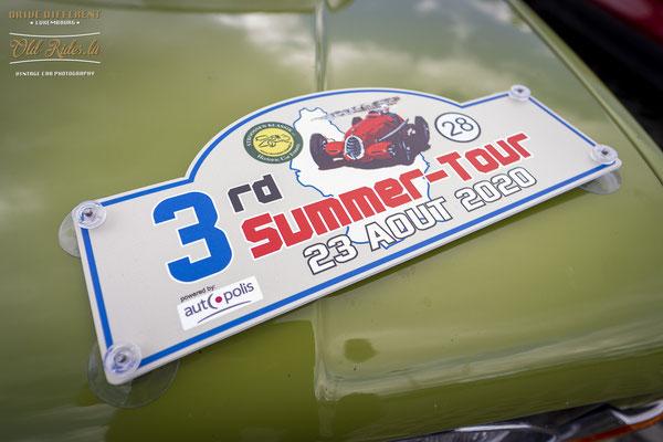 Summer Tour 3rd  - Strossen Klassik