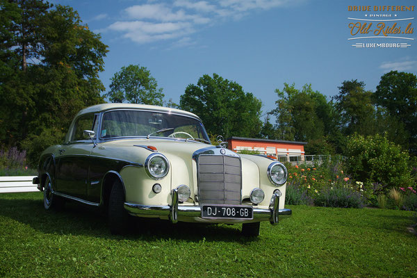 Mondorf Concours d'Elegance & Luxembourg Classic Days 2017