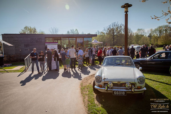 Lof Oldtimer Breakfast Pavillon am Brill Mamer