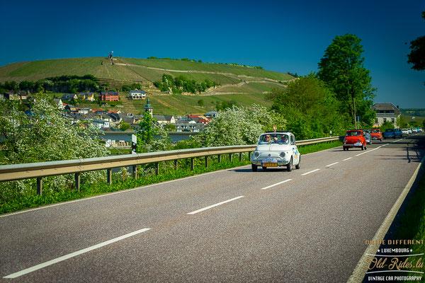 Randonnée Fiat 500