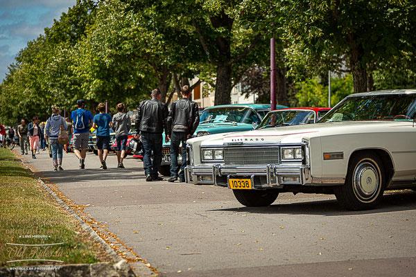 Oldtimer Parade