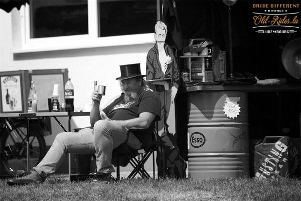 Rock & Custom Show Gralingen Hangout Garage