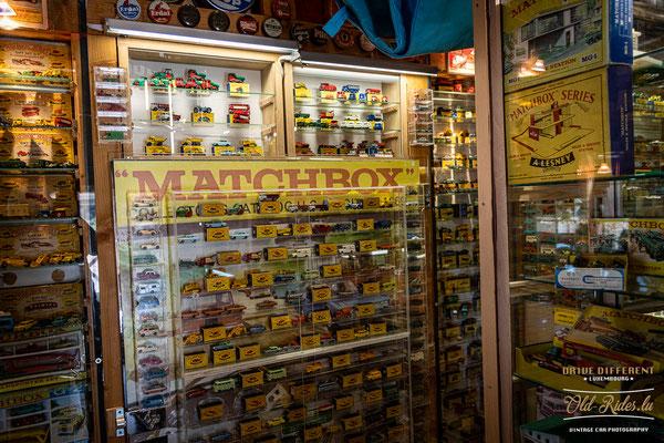 Matchbox Musée Hinkel