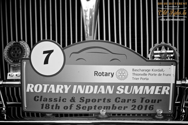 Rotary Indian Summer 2016