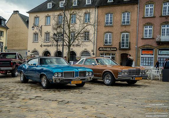 Car-Sonndeg - Oldtimer om Moart
