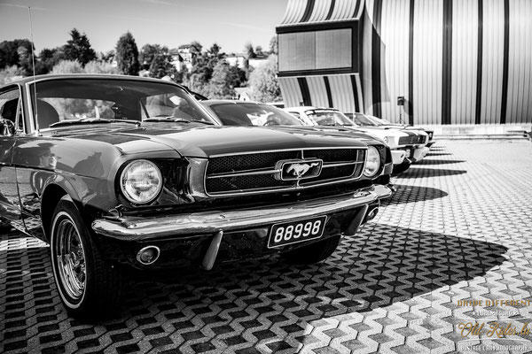 The 68 turns 50 - Vintage Mustang Club of Luxembourg