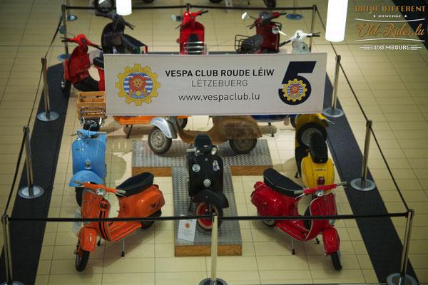 Vespa Club Roude Léiw Expo