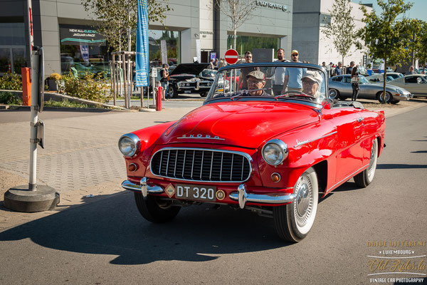 Oldtimerday - Lof Oldtimer Breakfast & Retromobile
