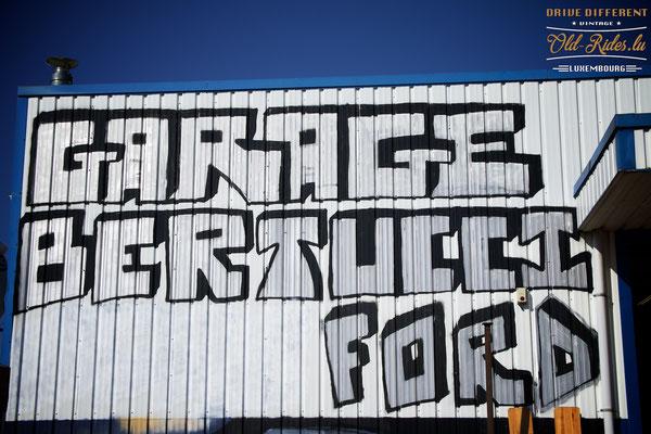 Bibi's Garage Re-Opening - Audun le Tiche