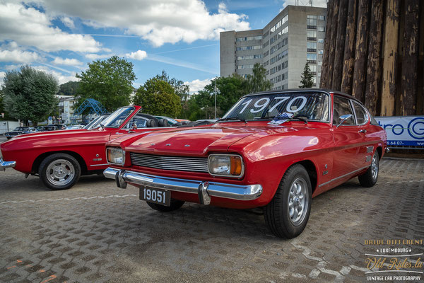 2nd European Ford Capri Revival