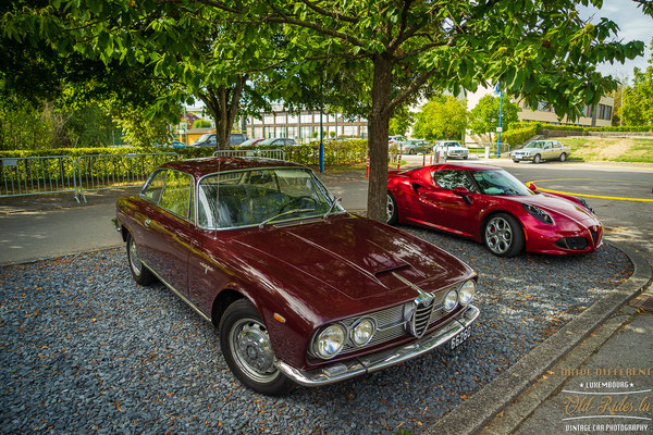 Italian Car Days Luxembourg