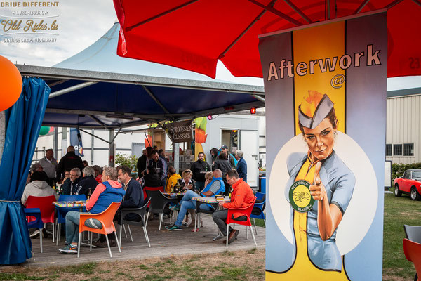 Afterwork by Stroossen Klassik at Lio's Burger