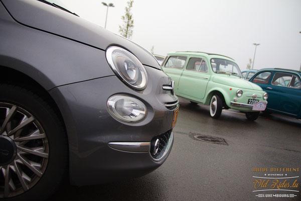Fiat 500 Rallye surprise