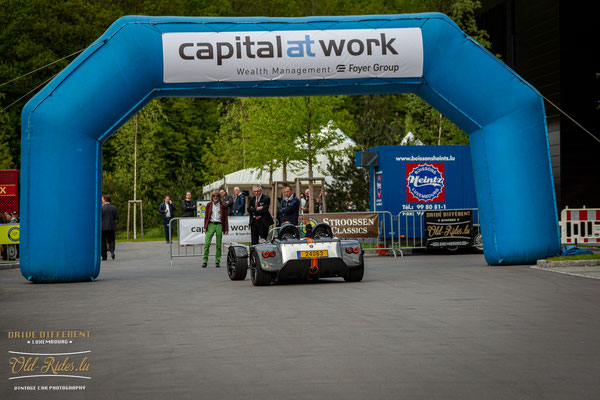 Afterwork Stroossen Klassik by Capital at Work