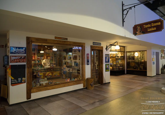 Zylinderhaus - Museum für Oldtimer und Technik