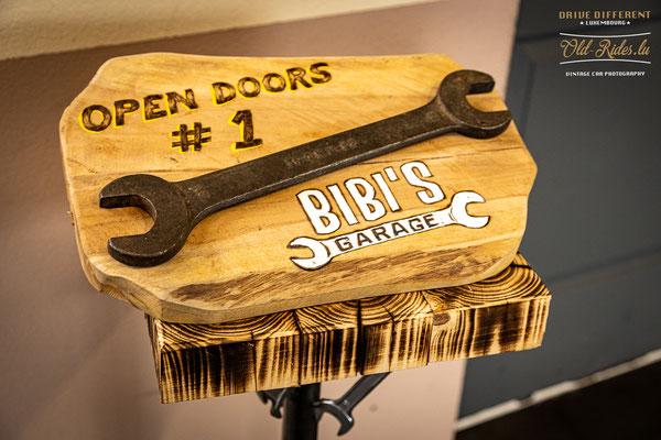 Bibi's Garage Open House