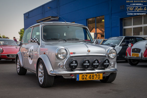 LOF Oldtimer Breakfast Garage Weber