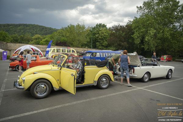 History on wheels - 30 Joer Käfer Club Lëtzebuerg