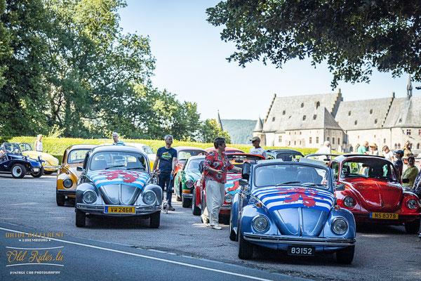 NationalfeierdagsTour Käfer Club