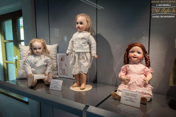 2CV am Musée A Possen