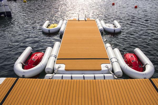 NautiBuoy Seabob Dock