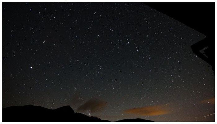Sternhimmel über Österreich/Anrauth