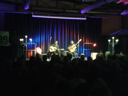 Acoustic Guitar Night, Nov. 16