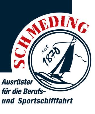 Logo, Redesign, Schmeding Emden, Ausrüster für die Berufs- und Sportschifffahrt
