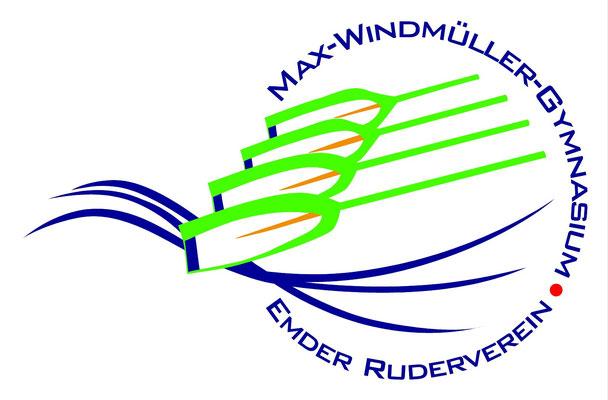Logodesign, Max Windmüller Gymnasium, Emder Rudervereinm