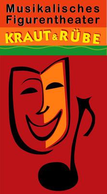 Gestaltung Logo, Drucksachen, Musikalisches Figurentheater Kraut und Rübe