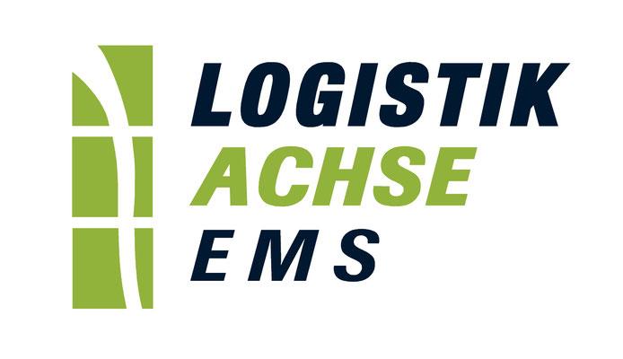 Logoentwicklung, Logistikachse Ems