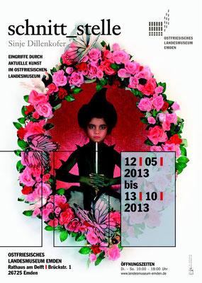 """Design Ausstellung """"Schnittstelle"""", Ostfriesisches Landesmuseum Emden"""