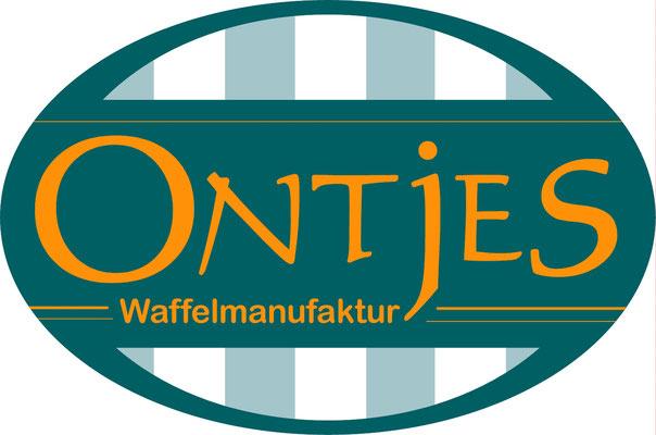 Logoentwicklung, Ontjes, Waffelmanufaktur Berlin