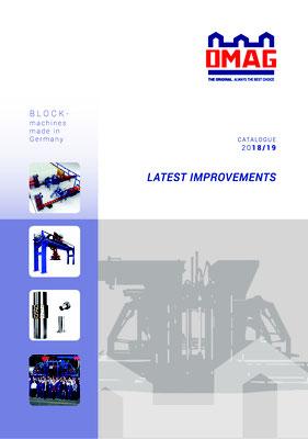 Broschürengestaltung, Design, Omag Services GmbH
