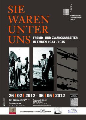 Gestaltung Drucksachen, Ausstellung, Ostfriesisches Landesmuseum Emden
