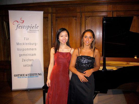 Mecklenburg Vorpommen Festival with Ludovica Nardone