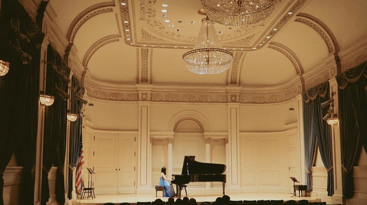2018.7.19 New York Carnegie Hall