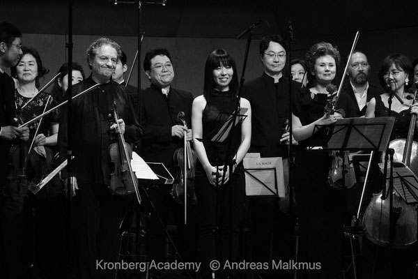 2019.6.17. Opening Concert, Violin masterclasses and concerts