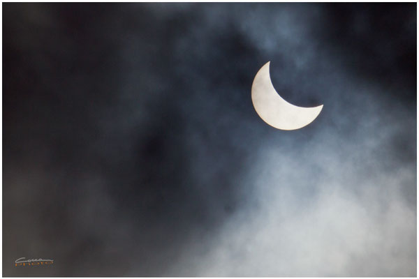 Eclissi parziale di sole Lumezzane