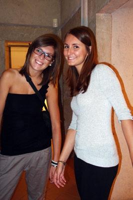 Rossella e Newa