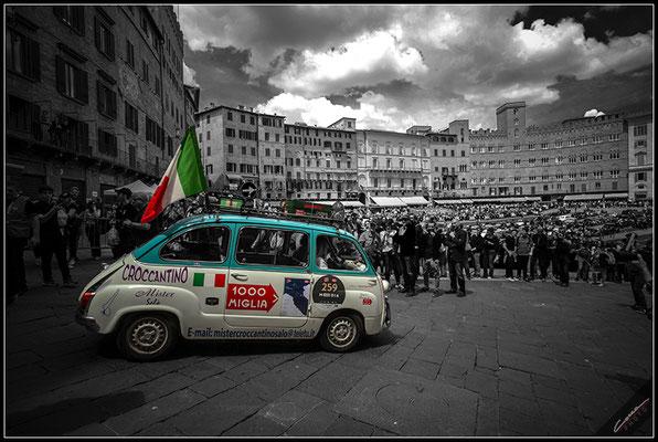 1000Miglia 2019 Siena
